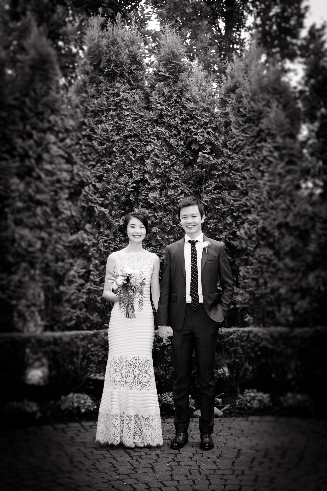 Cafe Cortina Wedding   Olivia Boran Wedding At Cafe Cortina Blend Photography